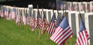 Flags-and-Headstones